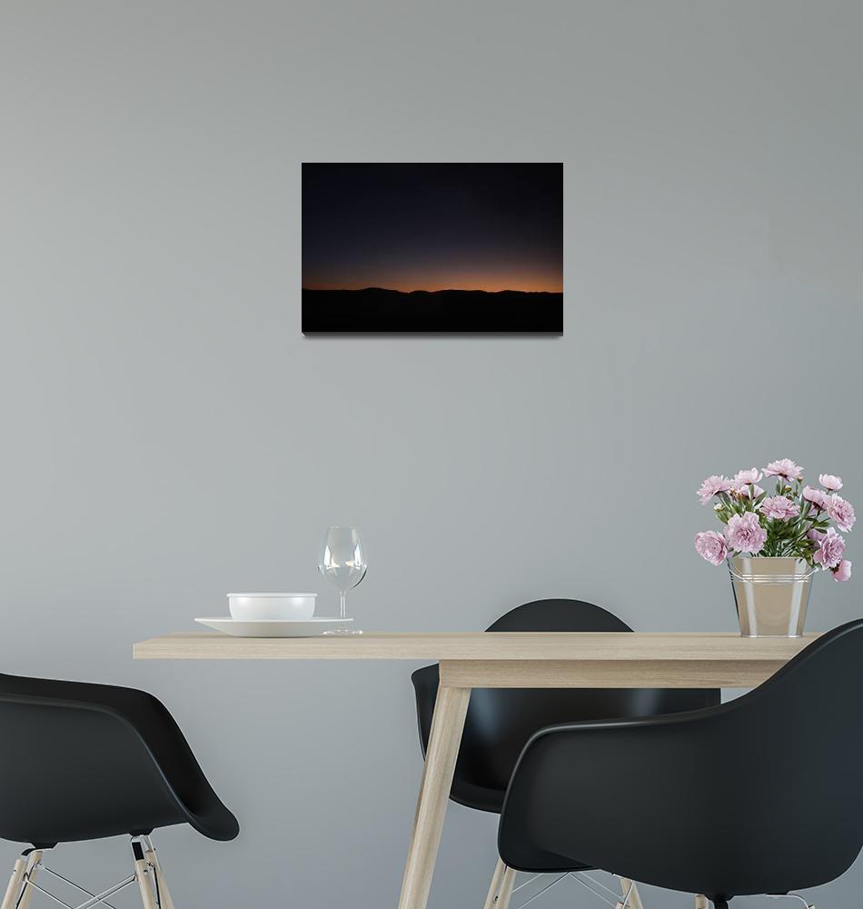 """Elemental Sunset""  by danreedphotography"
