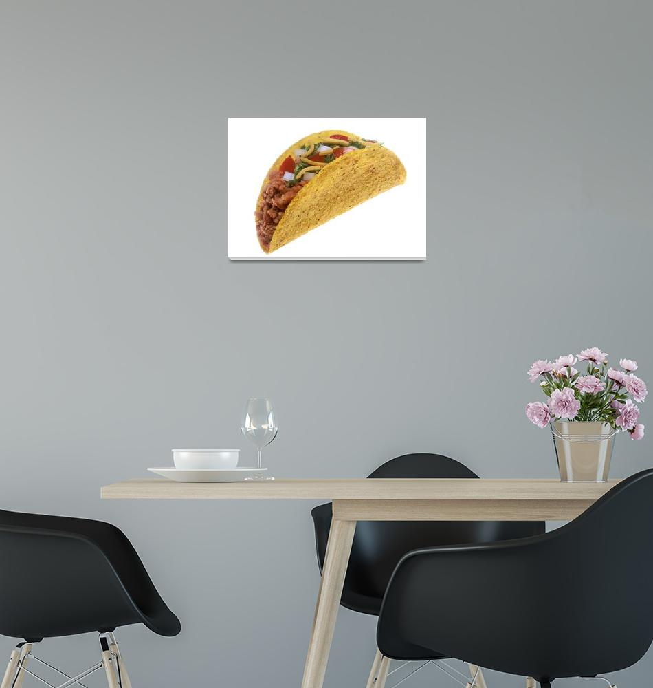 """""""Hard Shell Taco""""  by Alleycatshirts"""