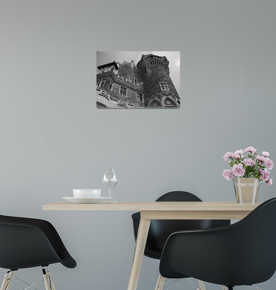 """Casa Loma Toronto Canada""  by macdesigns"