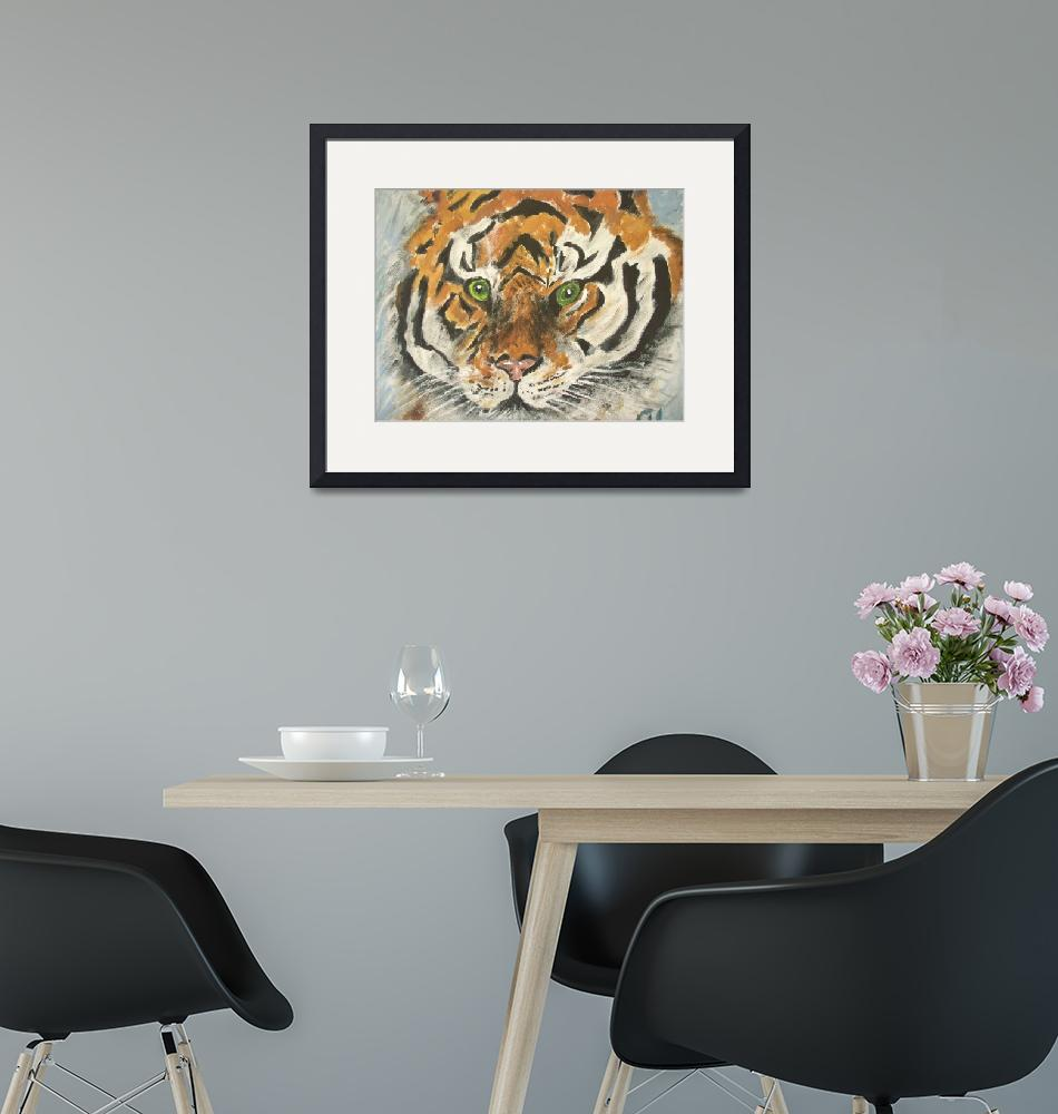 """""""Eye of the Tiger""""  (2009) by activeminds"""