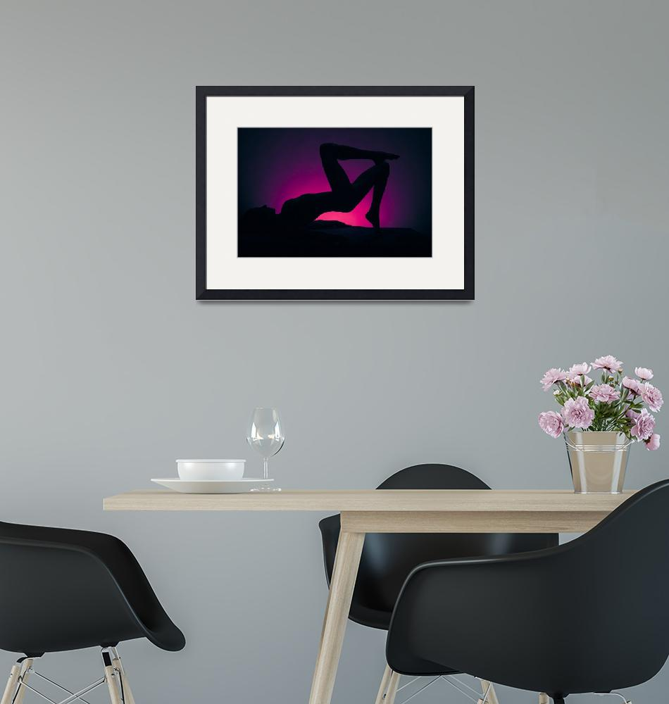 """""""Silhouette 2"""" (2010) by DNA-ARTS"""