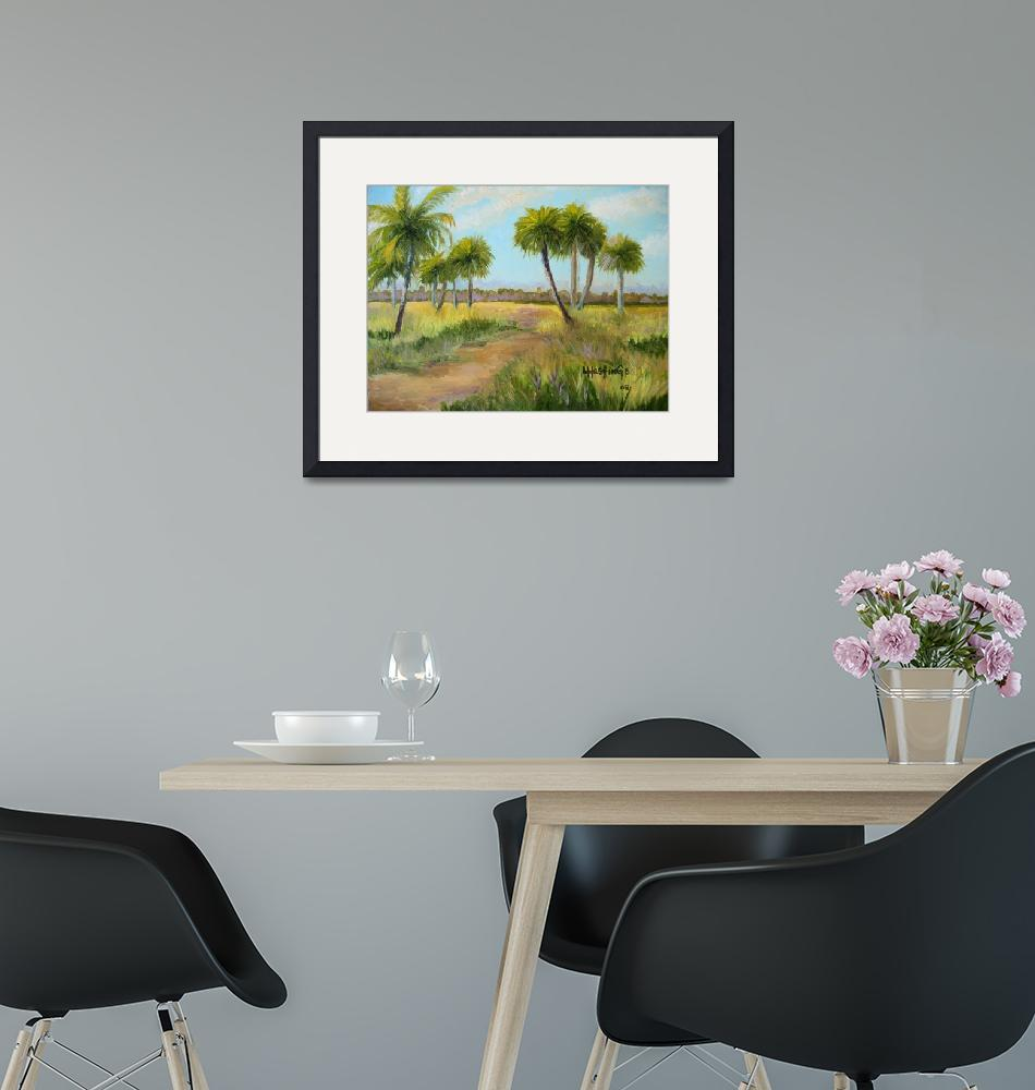 """""""""""Old Florida""""""""  by artistby"""
