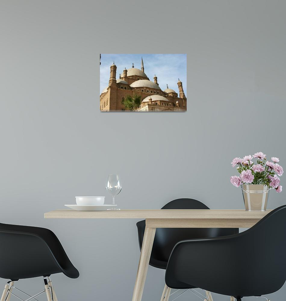 """""""Citadel in Cairo""""  (2008) by CarrieWaters"""