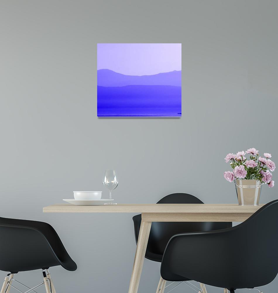 """Shape Of The Horizon""  (2012) by brianraggatt"