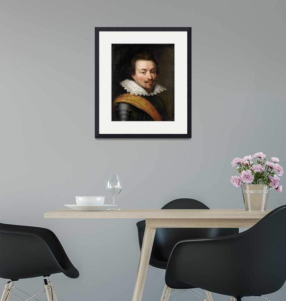 """""""Jan van Ravesteyn~Portrait of Jan the Younger, Cou"""" by Old_master"""