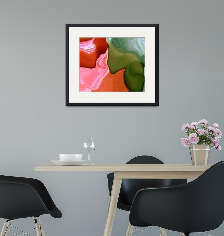 """""""Molden Apples and Oranges poster""""  (2008) by Chatterbox"""