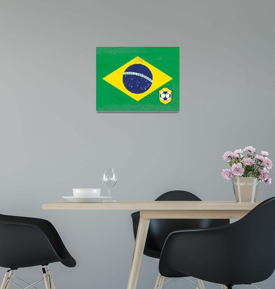 """BRAZIL""  by IK_Stores"
