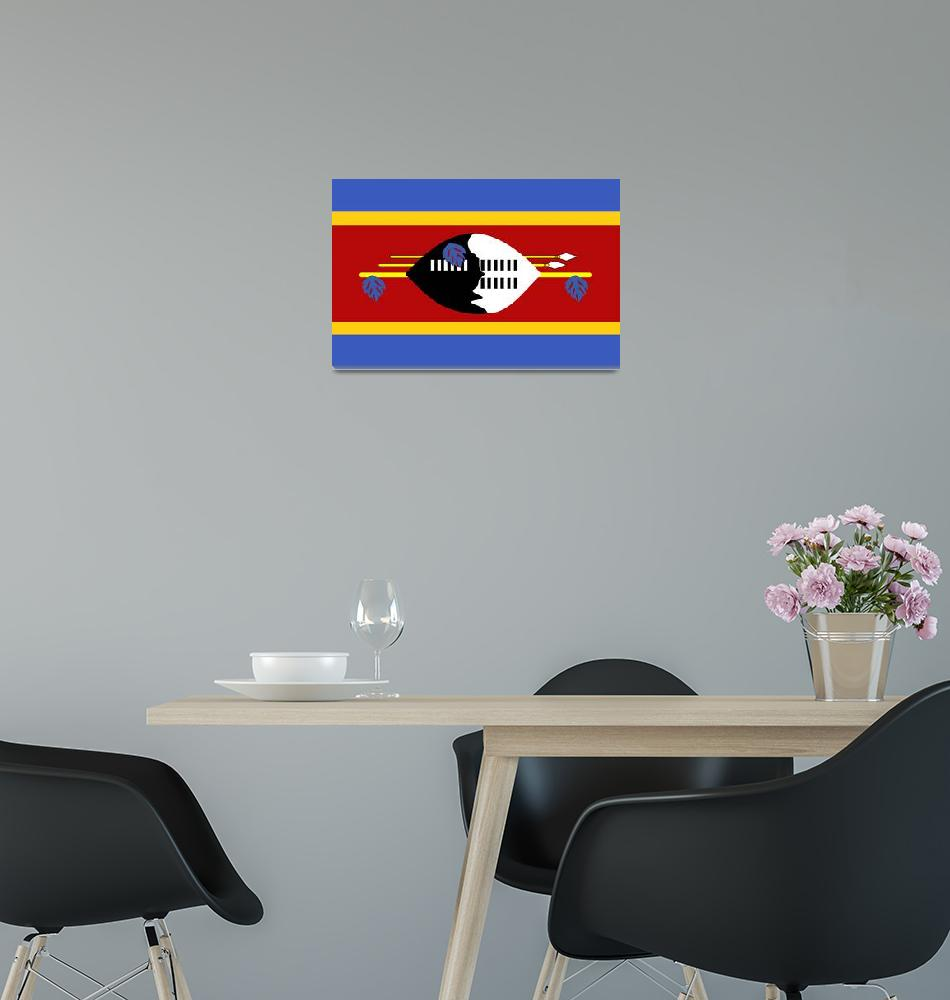 """Swaziland""  by tony4urban"