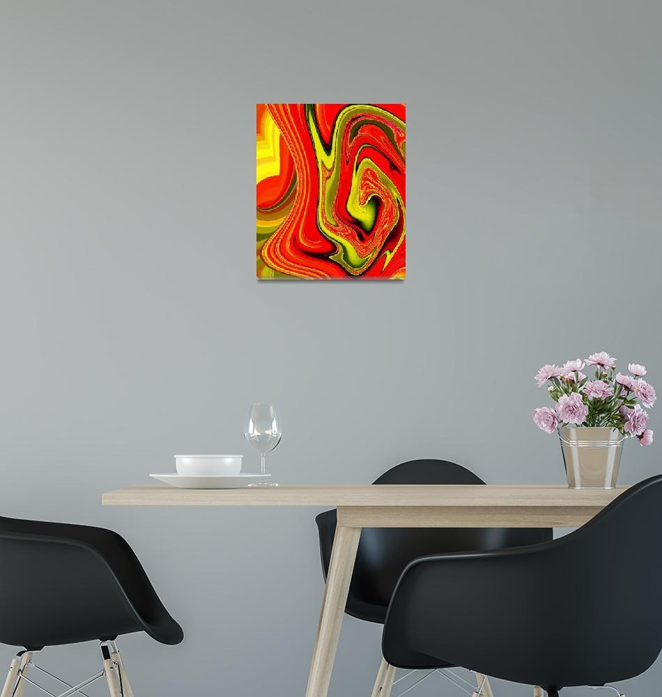 """Digital art""  (2014) by israeltorresart"