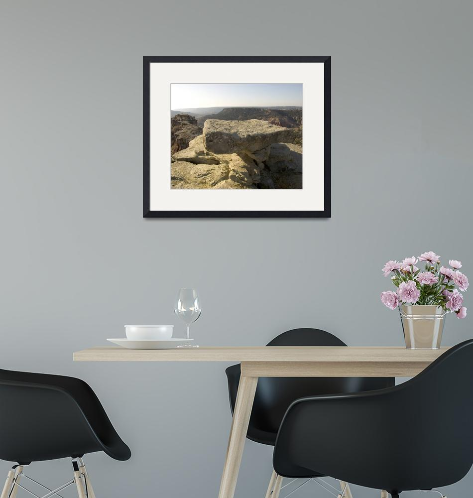 """""""Table Rock at Palo Duro""""  (2008) by cthoward"""