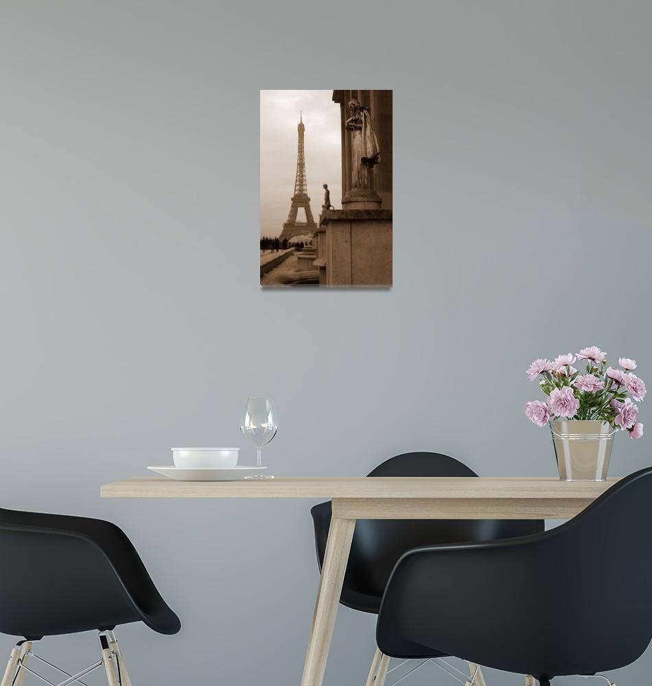 """""""Eiffel Tower""""  (2010) by DoorsofOldTown"""
