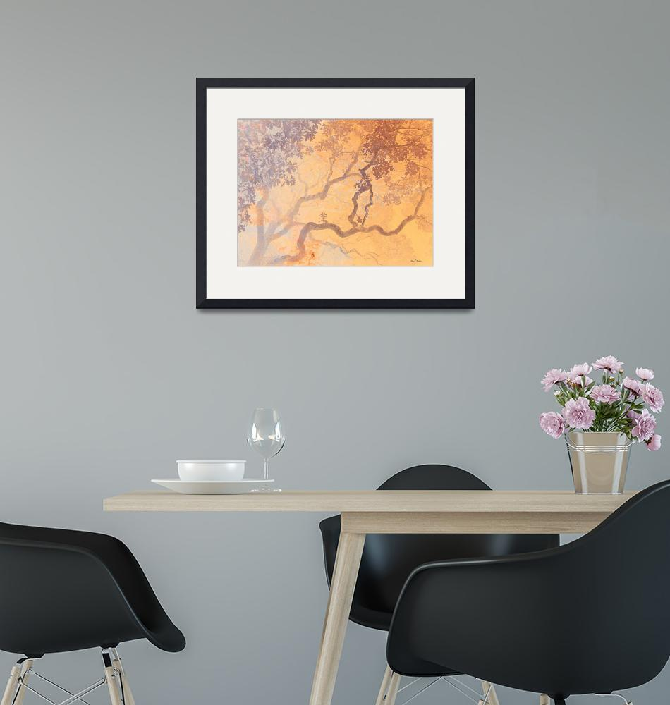 """""""Coral Branches (Orange)""""  by checkman"""
