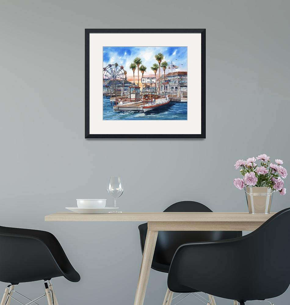 """""""Welcome to Balboa""""  by WillyDaleArt"""