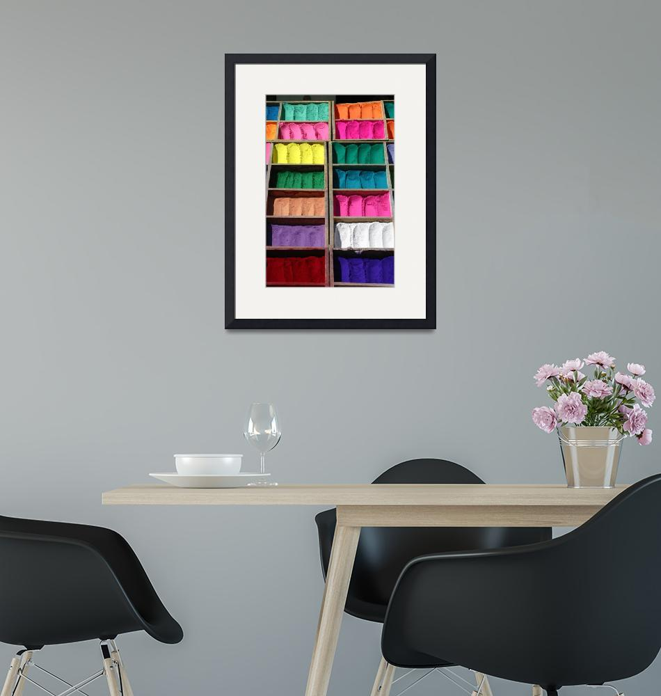 """""""Crazy Colors""""  by tazzmeyer"""