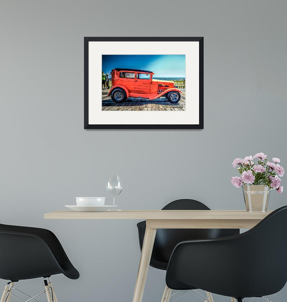 """""""1931 Ford Street Rod""""  (2014) by JZaringPhoto"""