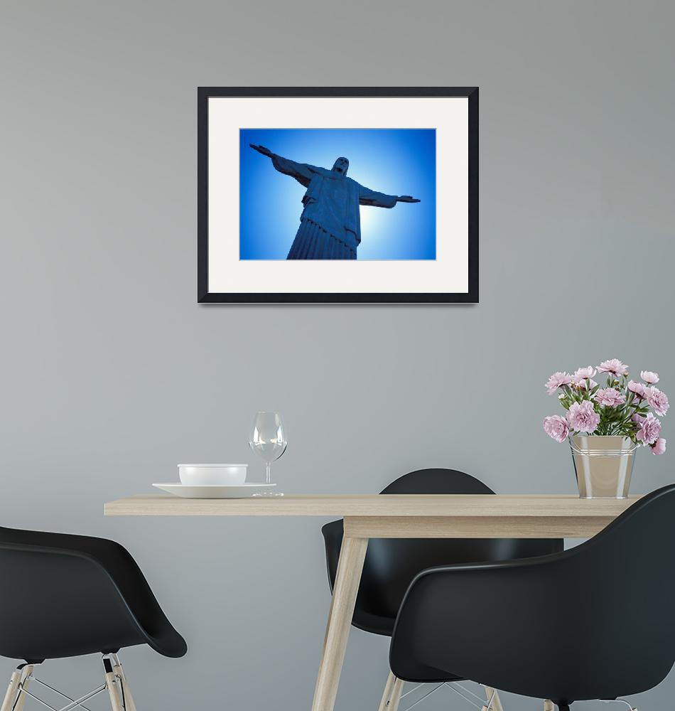 """""""Backlit Cristo""""  by WillAustin"""