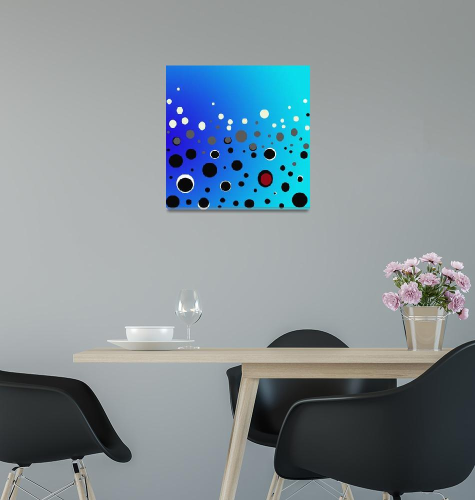 """""""bubbles""""  (2009) by TCRAWFORD"""