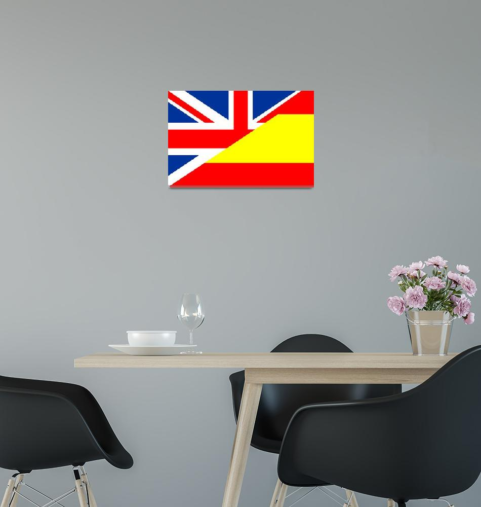 """uk spain""  by tony4urban"