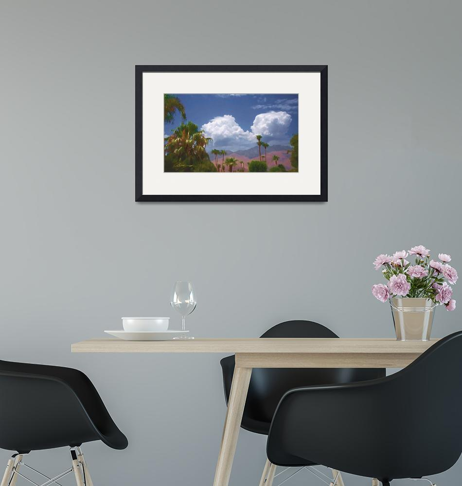 """""""Thunder Clouds Approaching""""  (2007) by wynnegraphics"""
