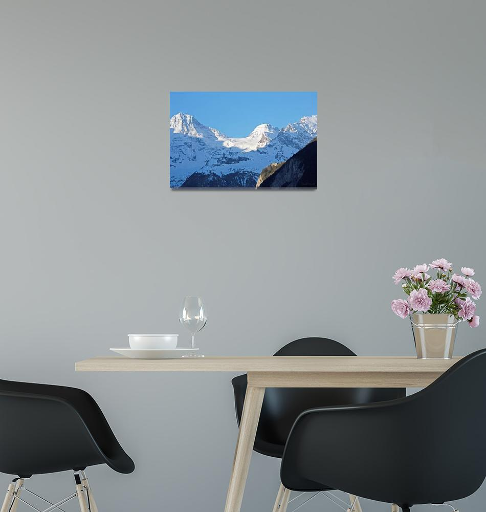 """""""Howell_Swiss_Alps7""""  (2014) by davidhowell"""