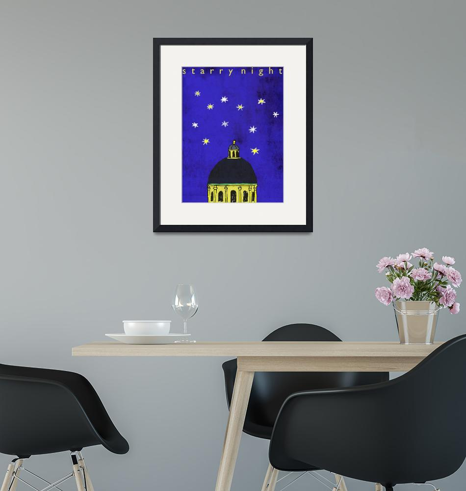 """""""Starry night""""  (2011) by YIP2"""