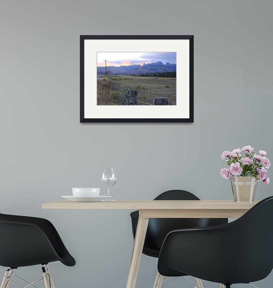 """""""The Fields, the Sky""""  (2009) by EricGlaser"""