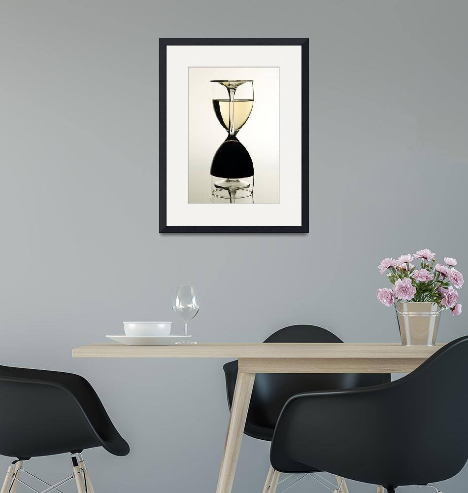"""""""Wine Hour-Glass""""  by landscape"""
