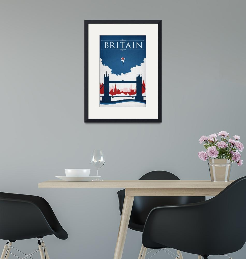 """""""Britain"""" (2011) by JustinVG"""