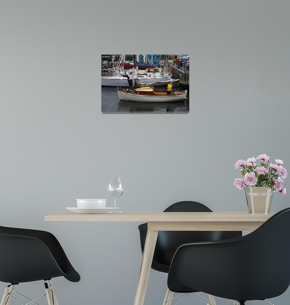 """Wooden Boat Show 2945""  by nevilleprosser"