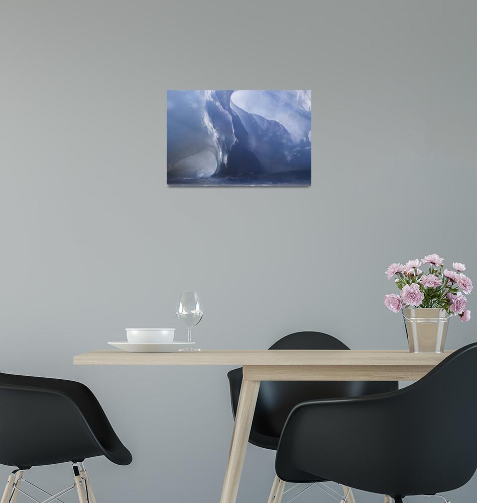 """""""Iceberg""""  by mlenny"""