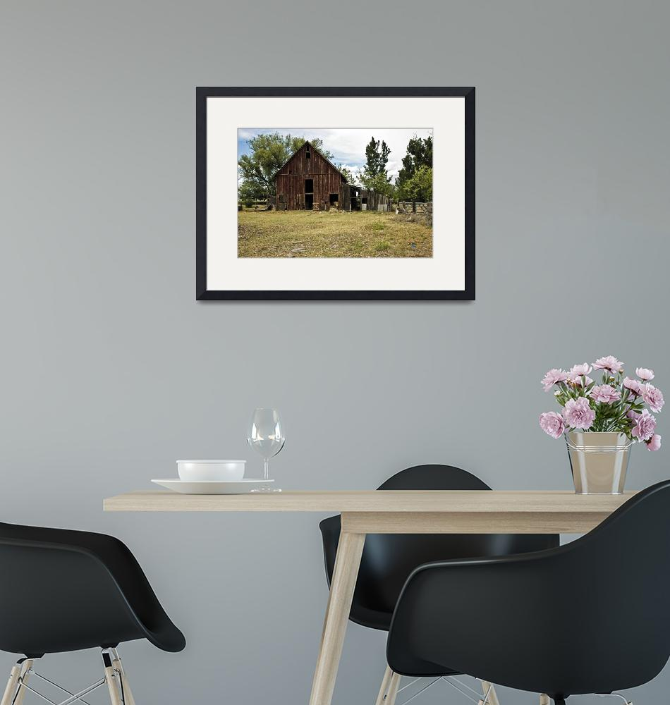 """""""Old Wool Barn""""  (2009) by AFPdesign"""