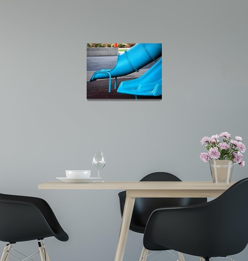 """Slides""  (2011) by raetucker"