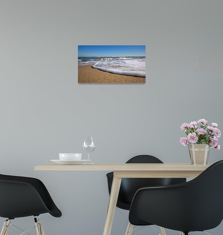 """""""Wellfleet, Cape Cod Panorama""""  (2016) by ChrisSeufert"""