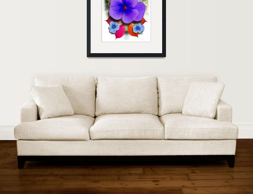 """""""Pansy""""  (2007) by karmadreams"""