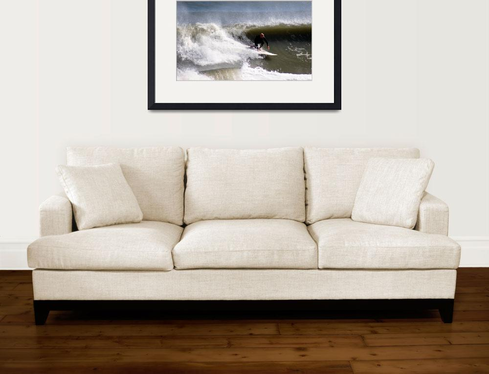 """""""Outer Banks Surf Three&quot  (2008) by phinz"""