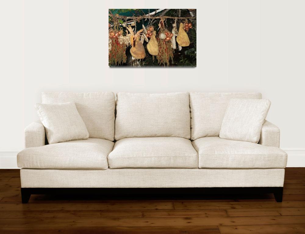 """Traditional Italian artwork""  (2010) by easyfigure"