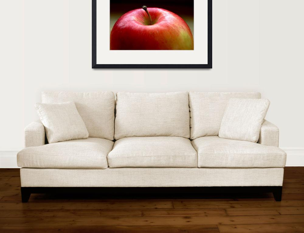 """Apple&quot  (2009) by arden"