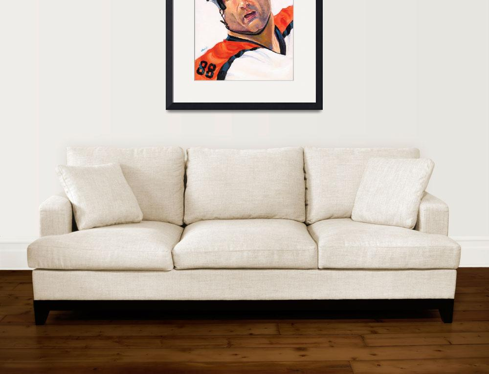 """""""Eric Lindros&quot  by odea"""