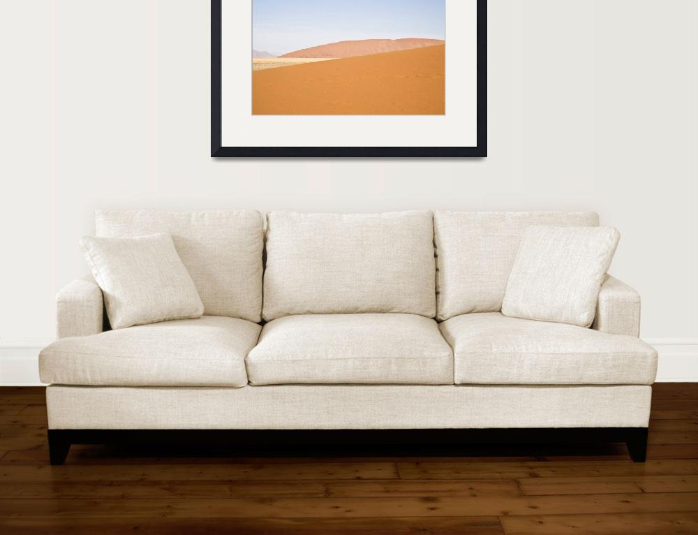"""""""Sand Dune&quot  by mlenny"""