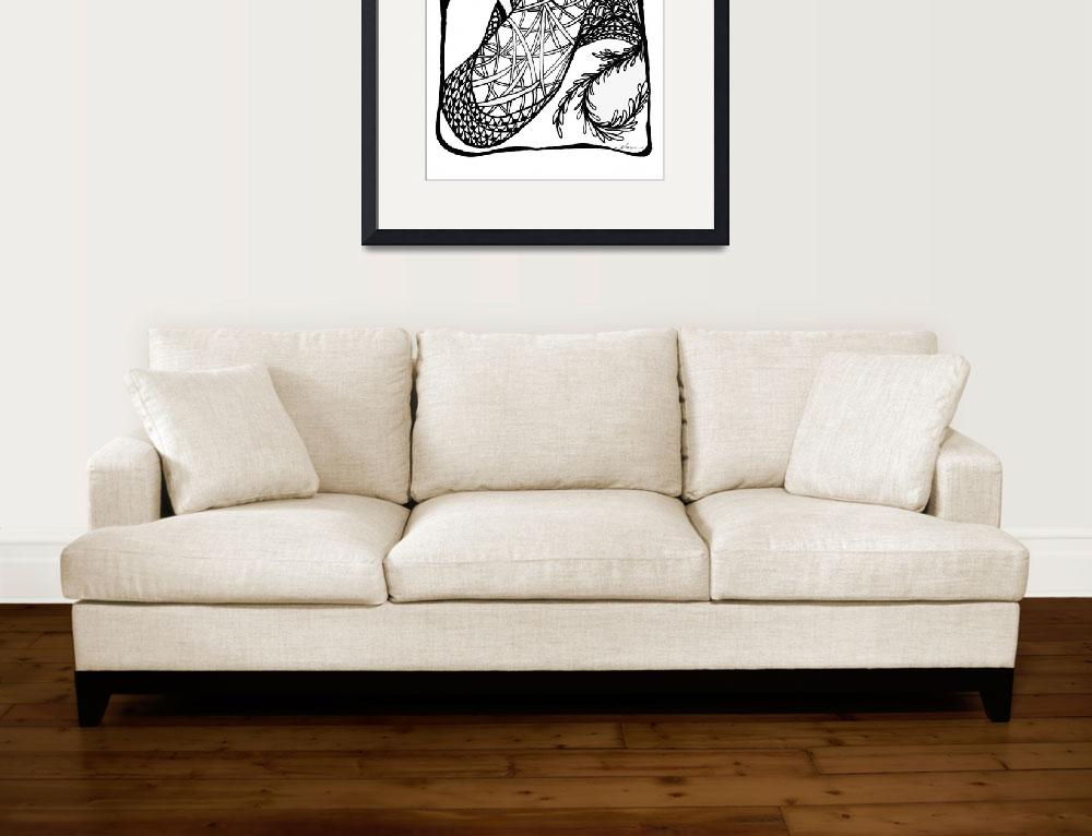 """""""Dancing Shoes&quot  (2015) by Nanwright"""
