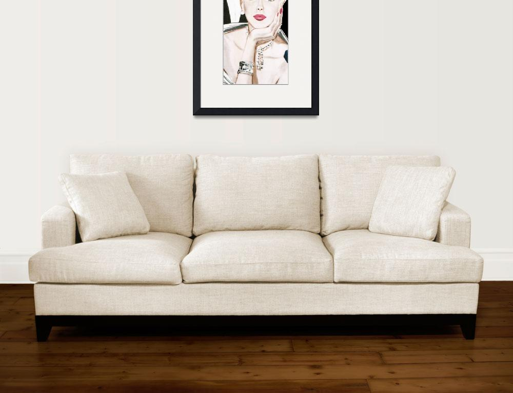 """""""Eichelberger Art Collection Framed Print&quot  by buddakats1"""