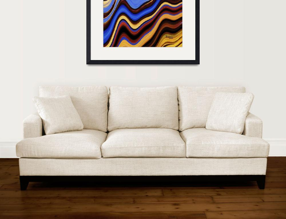 """""""Wave04&quot  by Rania"""