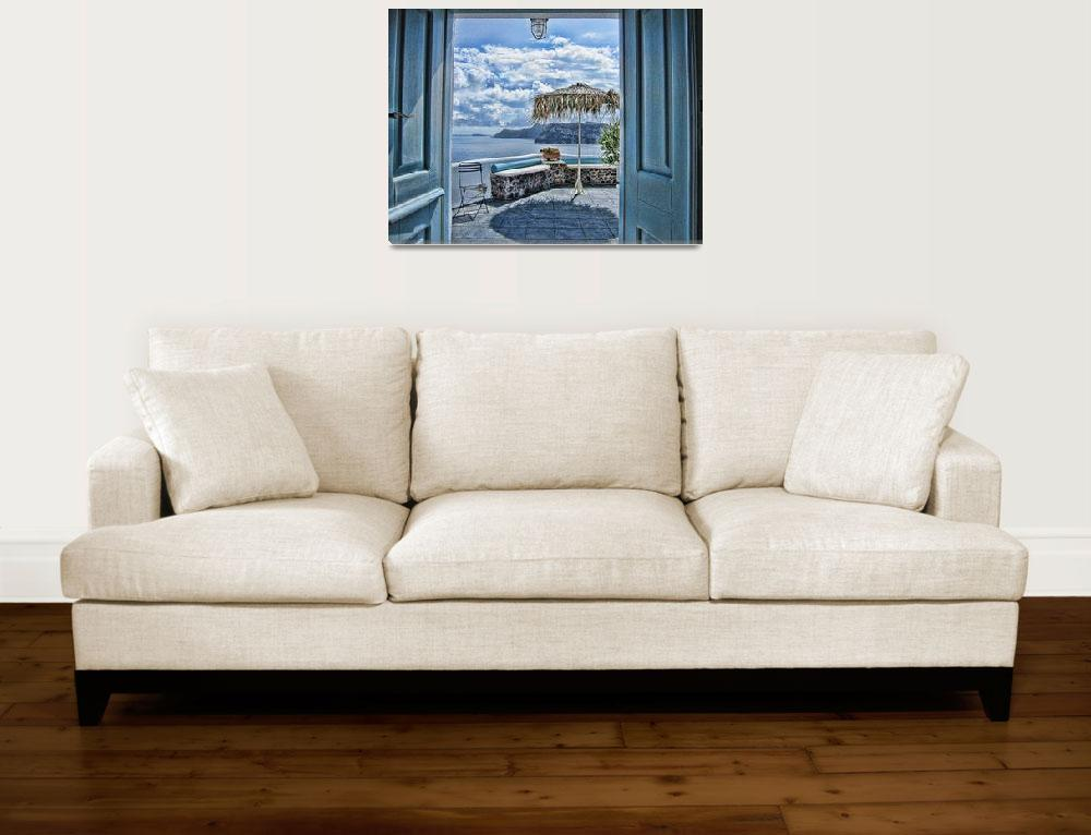 """Room with a view&quot  (2009) by artforcancer"