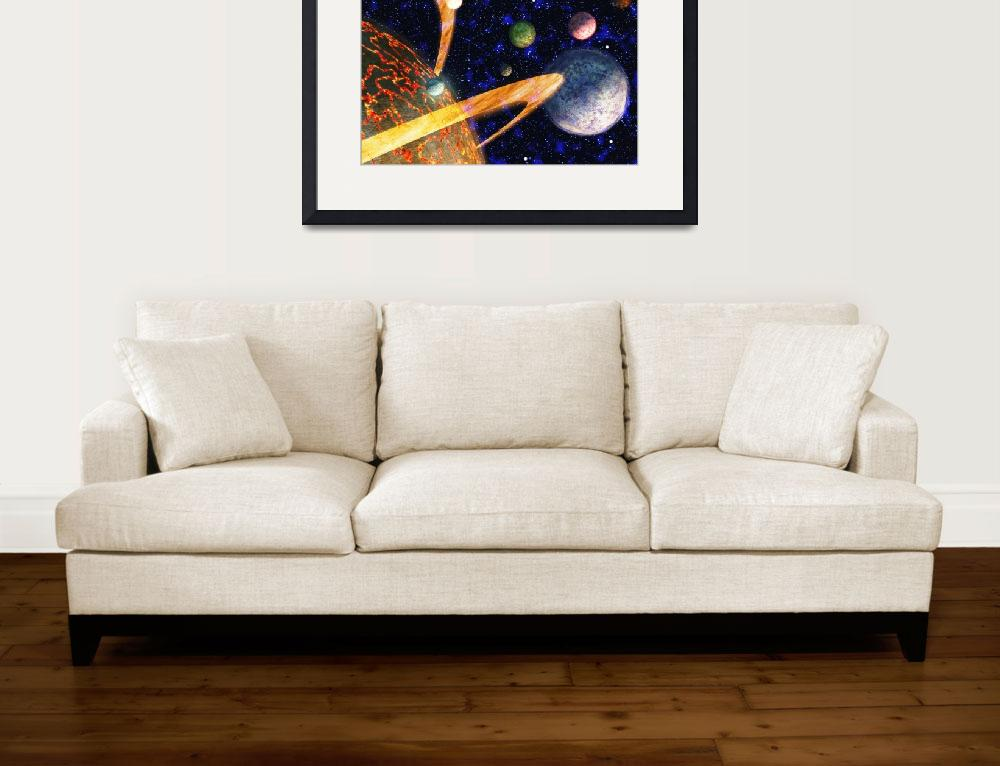 """""""Deep Space&quot  (2009) by Spectra"""