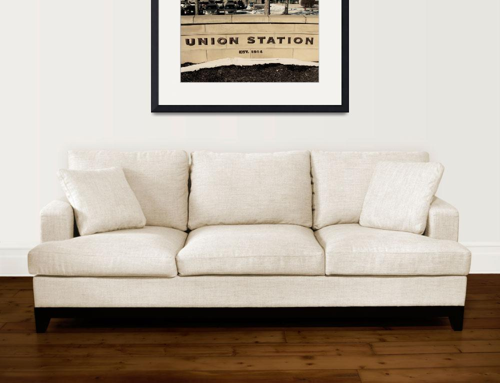 """""""Union Station&quot  by ideaproductions"""