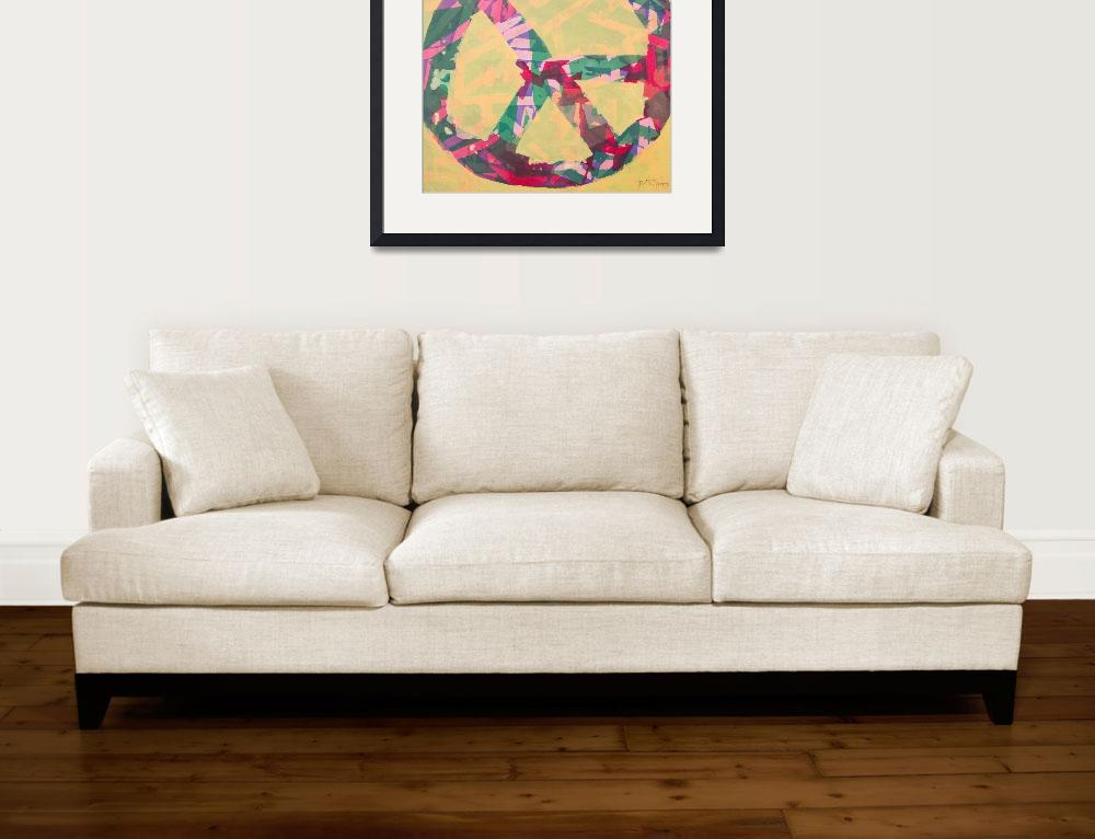 """""""Peace&quot  (2011) by PLPartners"""