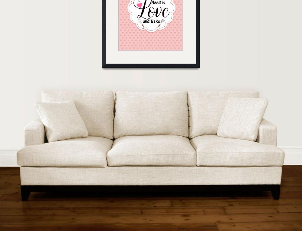 """""""home décor, home gifts, kitchen svg, wall artAll y&quot  (2018) by javakufi"""
