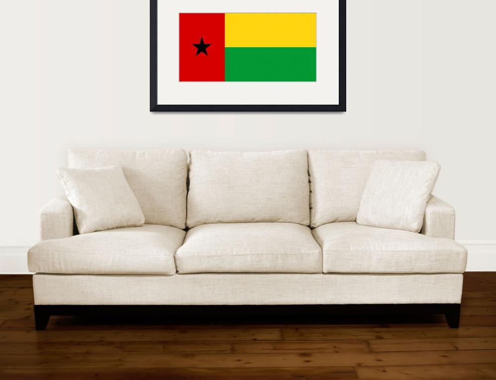 """""""Guinea-Bissau&quot  by tony4urban"""