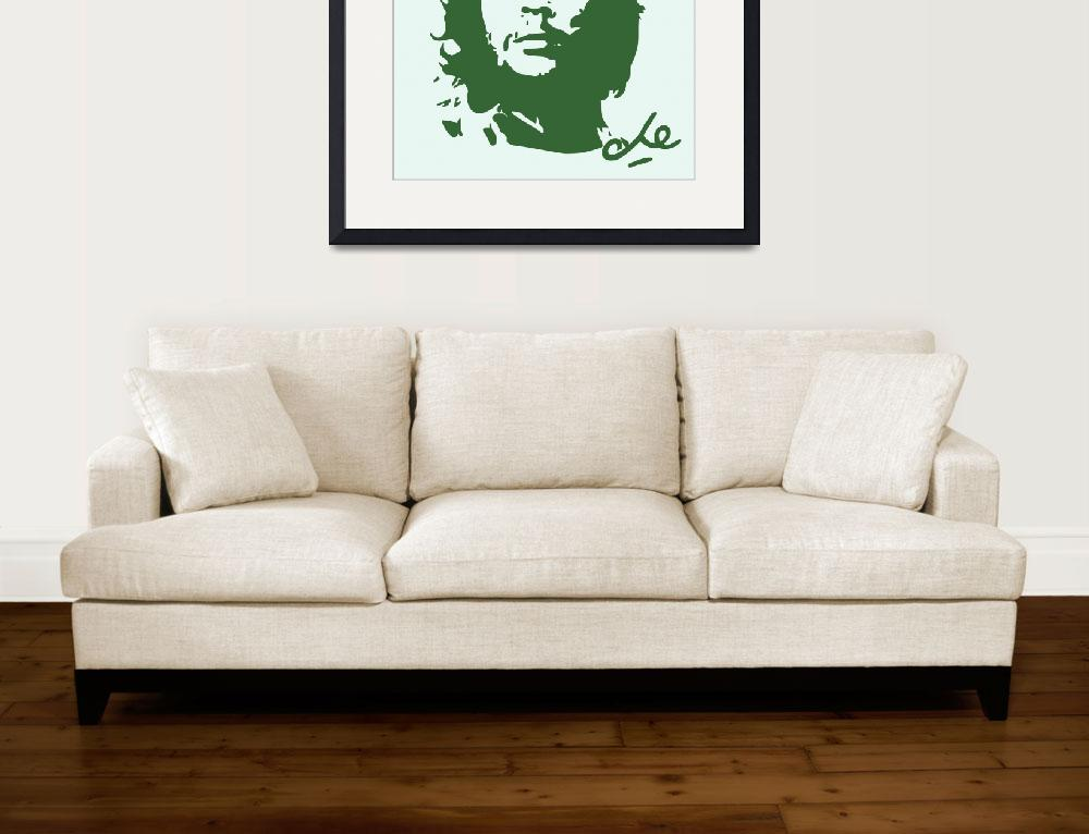 """""""Che Guevara Poster 5&quot  by motionage"""