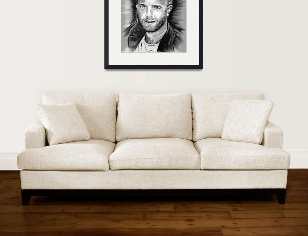 """Gary Barlow In Black And White&quot  (2010) by GittaG74"